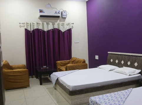 Hotel Moti Palace- Nohar Bypass, Bhadra, deluxe romms