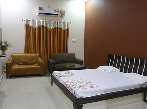 Hotel Moti Palace- Nohar Bypass, Bhadra, Super deluxe romms